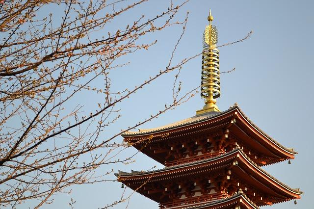 japonská stavba