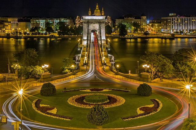 most v budapešťi
