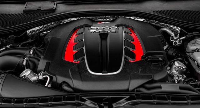 motor audi rs6