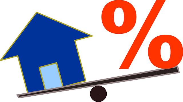 procenta a dům