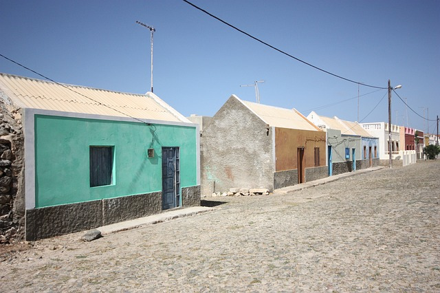 vesnice sale