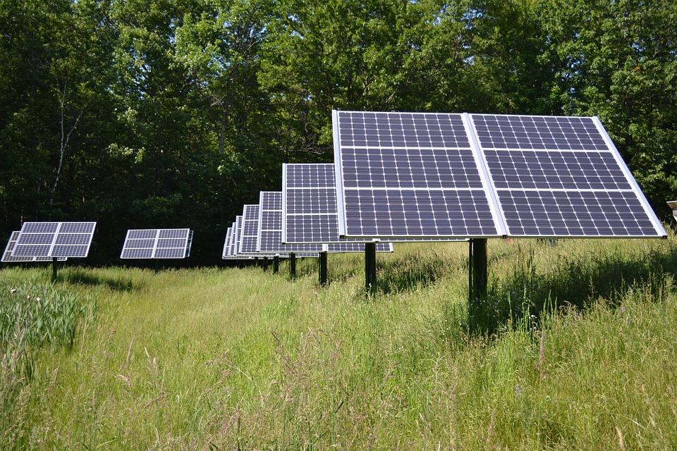 Fotovoltaika na nemovitost